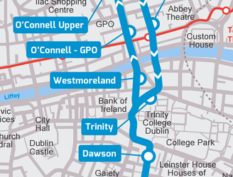 Concerns raised over proposed Dublin city traffic changes