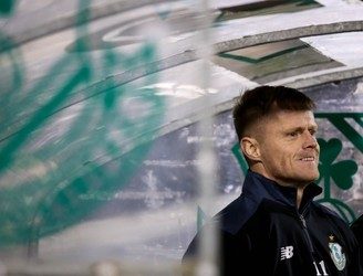 Damien Duff appointed Shamrock Rovers under-15 head coach