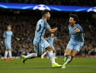 Champions League Round-Up: Manchester City prevail in eight-goal thriller