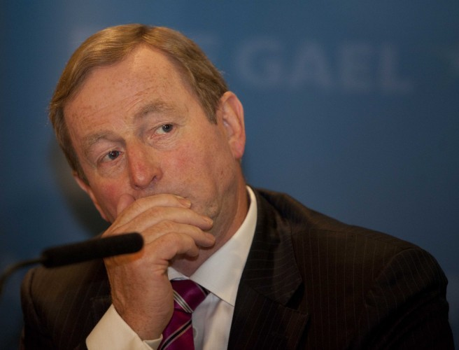 Poll shows support for Fine Gael remains largely unchanged