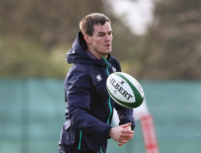Sexton returns to Ireland team for France match