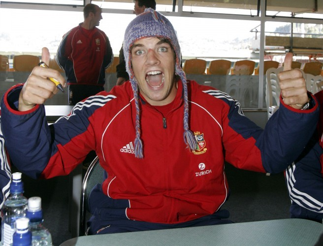 Donncha O'Callaghan, Lions, 2005