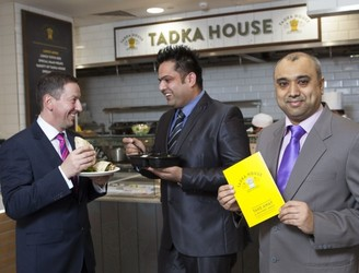 Indian cuisine coming to Dublin petrol station