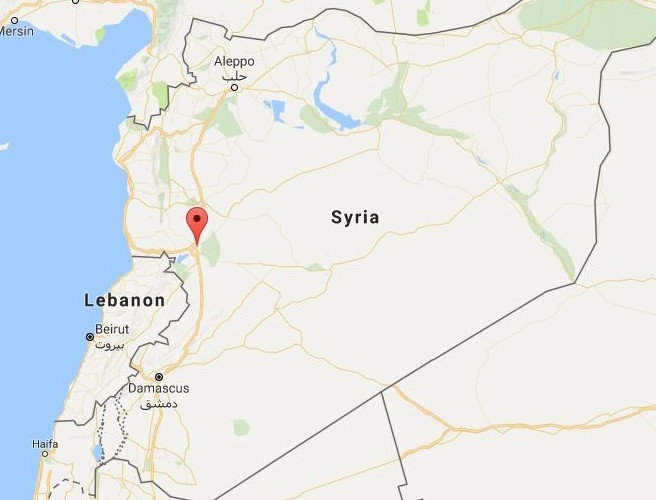 More than 40 killed in suicide bombings in Syria