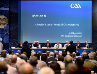 GAA Congress: Betting restrictions implemented and 'Super 8' passes