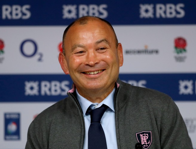 England, Eddie Jones, rugby, Six Nations