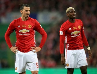 """I came for free! They bought you"" - The Ibrahimovic-Pogba bromance continues"