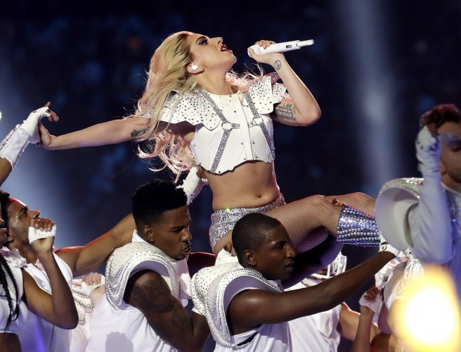 Atlanta Falcons' player blames GaGa for Super Bowl loss