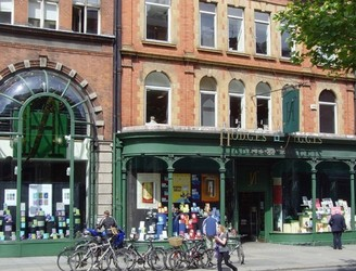 Waterstones more than doubles Irish profits