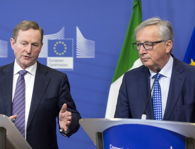 How the EU could split in two
