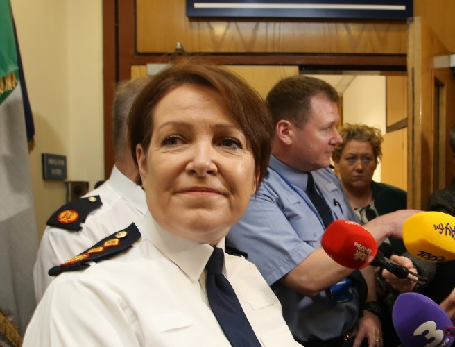 Fianna Fáil hardens stance on Garda Commissioner