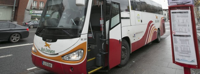"Bus Éireann dispute is ""battle for rural Ireland"" - SIPTU"