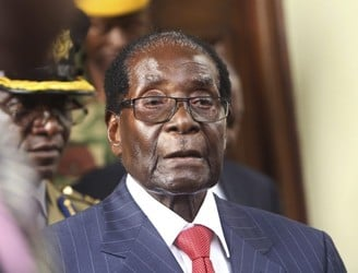 Journalists arrested over story about Robert Mugabe's health