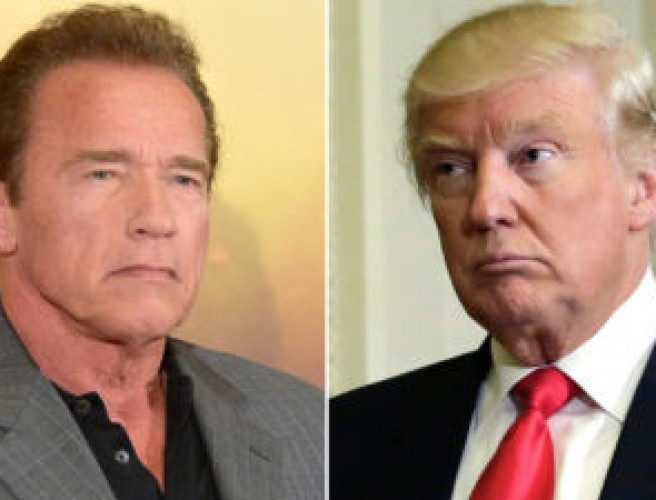 Arnold Schwarzenegger quits The New Celebrity Apprentice with Trump dig