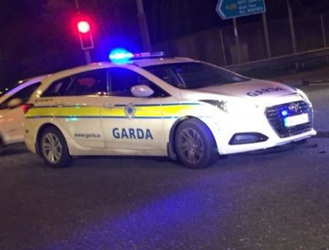 Two gardaí and one man injured in Cork collision
