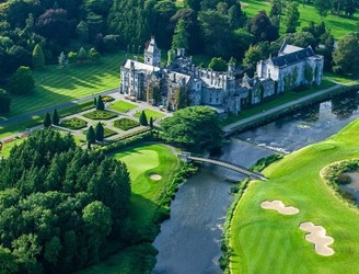 Adare Manor's 300 new jobs - and Ryder Cup ambitions