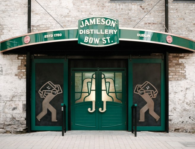 "Jameson's new-look Dublin home is ""ready for business"""