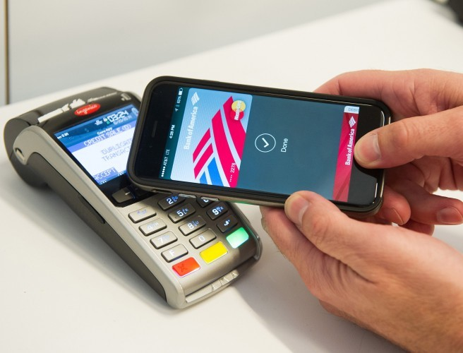 You can now use Apple Pay in Irish stores