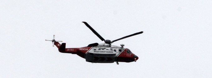 Crewman from Russian fishing vessel airlifted to Sligo hospital