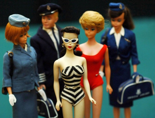 At 58 years-old, Barbie is more modern than ever
