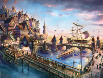 London's getting a massive theme park