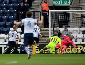 Daryl Horgan shines with Preston goal and assist