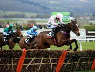 Vroum Vroum Mag and Limini set for battle in Mares' Hurdle