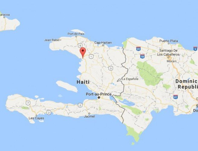 Haitian bus plows into crowd, at least 38 people dead