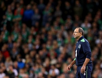 Martin O'Neill names Ireland squad for Wales qualifier