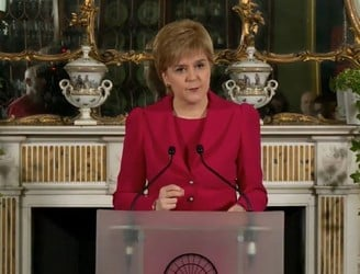 Scotland plans to hold second independence referendum
