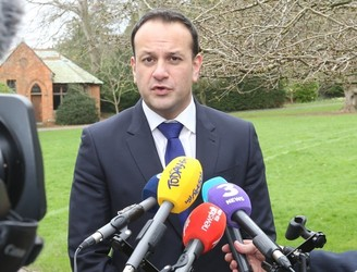 "Government ""very much prepared"" for Brexit - Varadkar"