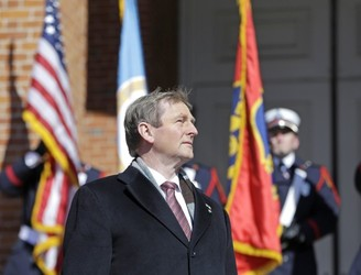 Gallery: Seven years of Enda Kenny visits to The White House
