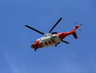 Search continuing after rescue helicopter goes missing