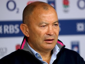 "Eddie Jones: ""Ireland will come with a lot of emotion"""