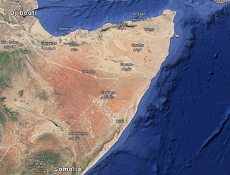 Oil tanker reportedly hijacked off coast of Somalia