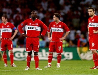 Where are they now: The Middlesbrough side outclassed by Sevilla