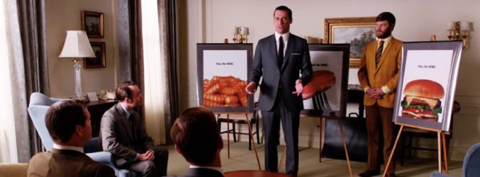 Heinz to run real ad campaign from 'Mad Men'