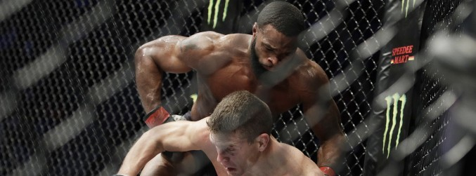 Tyron Woodley, Stephen Thompson