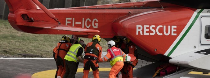Defence Forces say staff shortage meant missing Rescue 116 was sent on mission