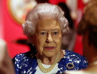 Britain's Queen Elizabeth II signs Brexit bill into law