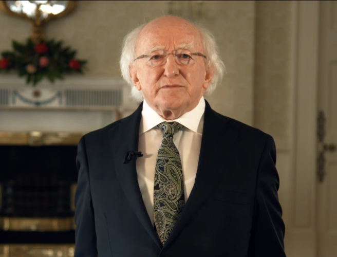 "President Higgins: Global St. Patrick's Day celebrations are ""a source of pride"""