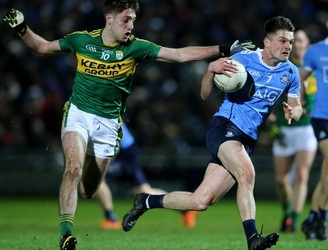 GAA Gallery: Dublin draw with Kerry