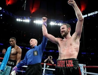 Father-to-be Andy Lee returns to winning ways