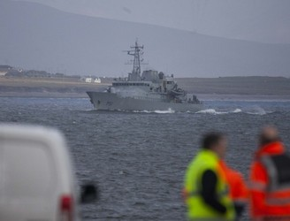 Wreckage of missing Rescue 116 located off Mayo coast