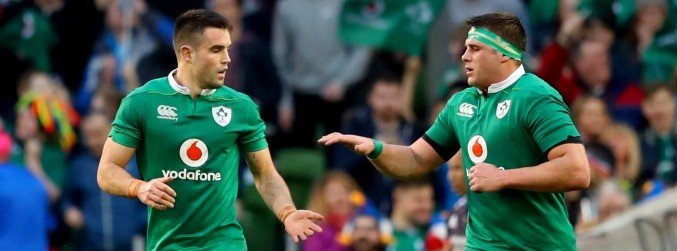 Murray and Stander nominated for Six Nations Player of the Tournament