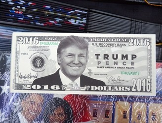 Betting firm seeks 'Head of Trump Betting'