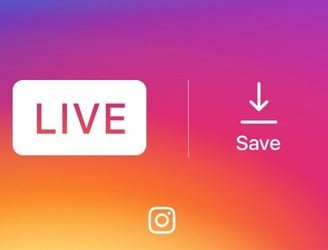 Instagram now lets you save live videos