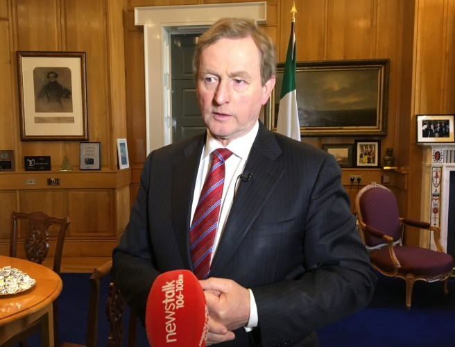"Taoiseach calls last week's secondary picketing ""disgraceful"""