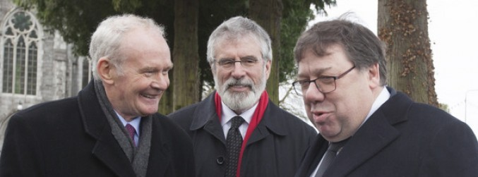 Cowen: Most important thing to learn from McGuinness' career is spirit of Good Friday Agreement