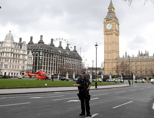 Man arrested in Birmingham over Westminster terror attack